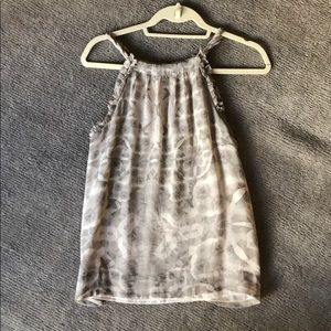 Banana Republic Silk Tank Sz. XS
